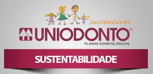 Uniodonto Sustentabilidade